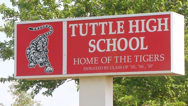 Tuttle High School Student In Hot Water Over Prank