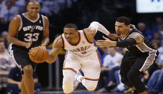 Westbrook's Dominance Could Lift Thunder To NBA Title