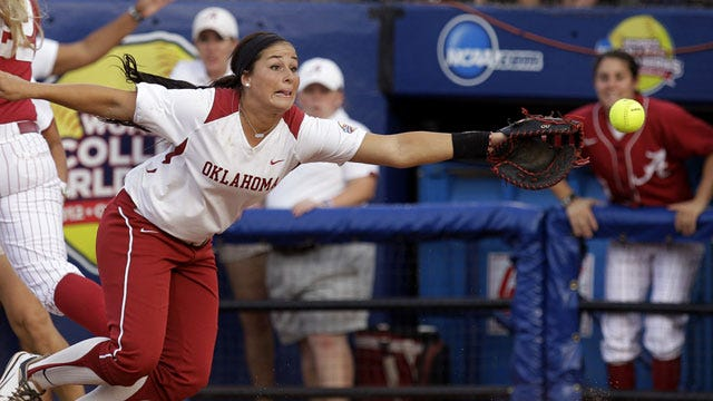Women's College World Series: OU, Alabama Know The Burden Of A Title