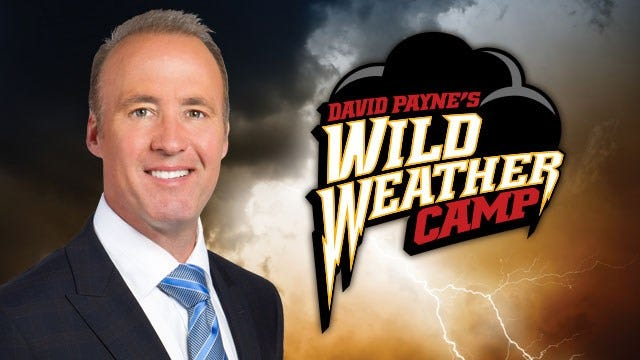 David Payne's Wild Weather Camp Visits Science Museum Oklahoma For Special Summer Series