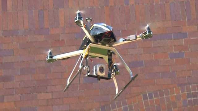 Garvin County Approves Purchase Of Unmanned Aerial Vehicle