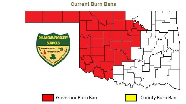 Governor Says State Burn Ban Will Expire Next Week
