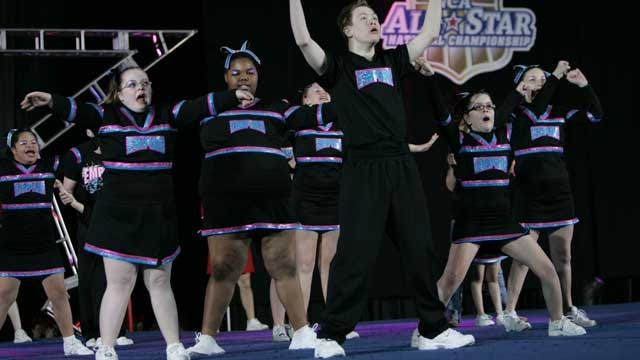 Oklahoma Couple Coaches Special Needs Cheer Squad To 5th National Championship