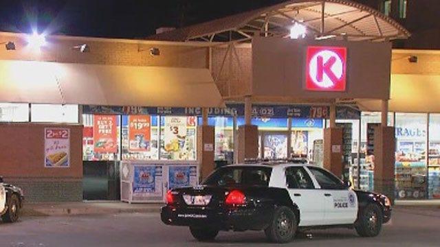 Police Swarm OKC Neighborhood To Find Robbery Suspect