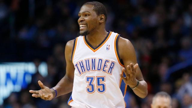 REPORT: Durant To Be Named MVP