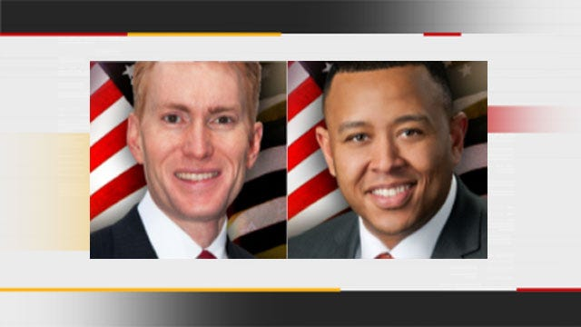 CANDIDATE DEBATE: Ask T.W. Shannon & James Lankford A Question