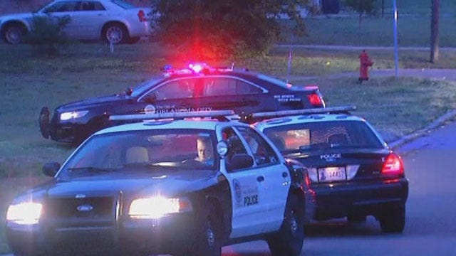 OKC Police Searching For High Speed Chase Suspects