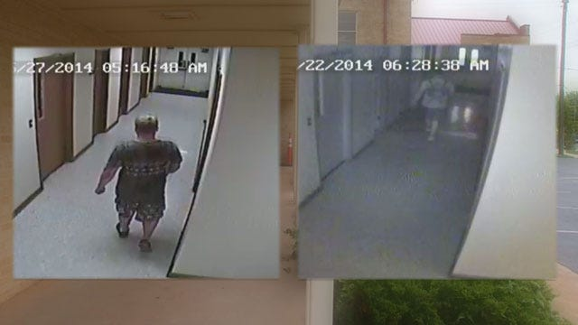 Surveillance Cameras Catch Church Thief In The Act