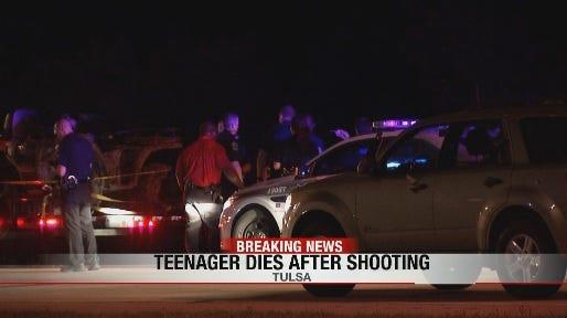 Tulsa Teen Dies Following Highway Shooting