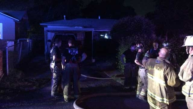 Arson Investigators Look Into Cause Of NW OKC House Fire