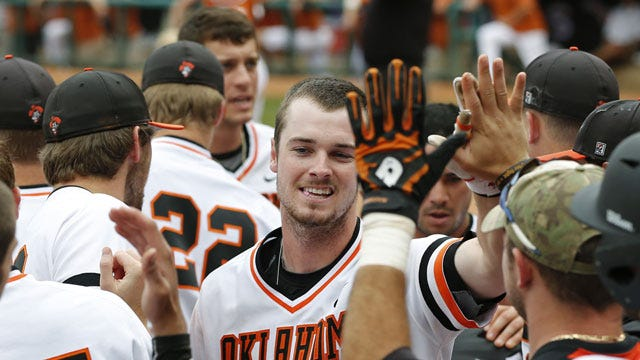 Cowboys Open Stillwater Regional With Lopsided Victory