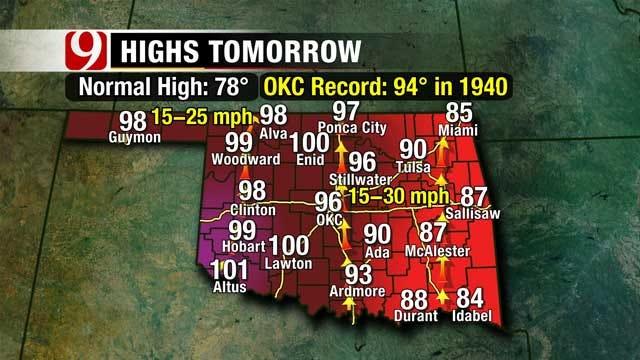 Summertime Kicks Into Gear In Oklahoma