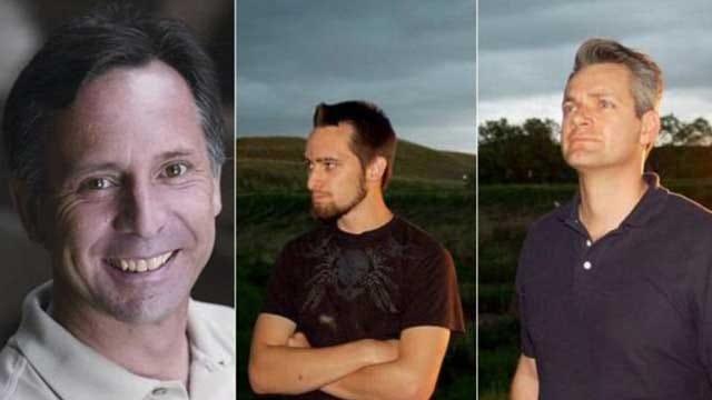 Deputy Works To Create Memorial For Samaras Storm Chasing Team