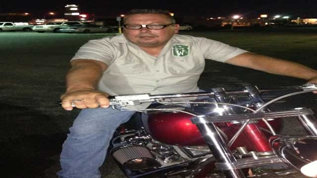 Family Motorcycle Stolen From Garage In Moore