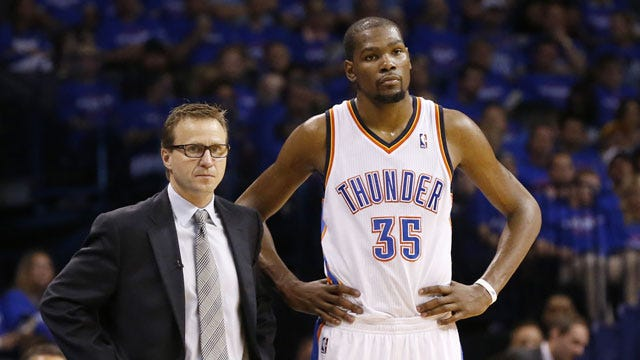 Sources: Kevin Durant To Be Named MVP On Tuesday