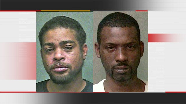 2 Arrested For Breaking Into OKC Murder Plot Suspect's Home