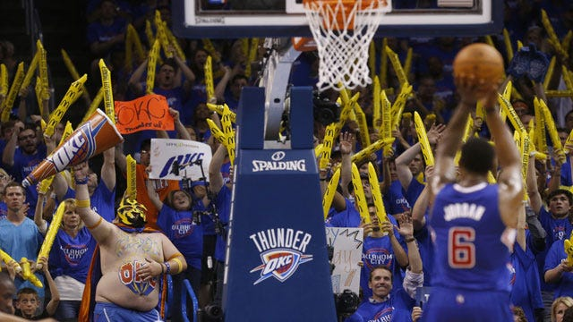 """Could """"Hack-a-Jordan"""" Strategy Help The Thunder?"""
