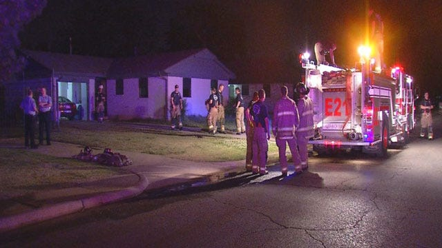 Discarded Cigarette To Blame For SW OKC House Fire