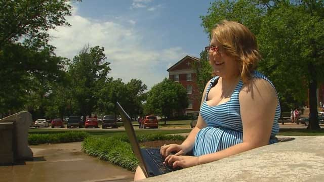 Former Homeless OKC Student Defying The Odds In College
