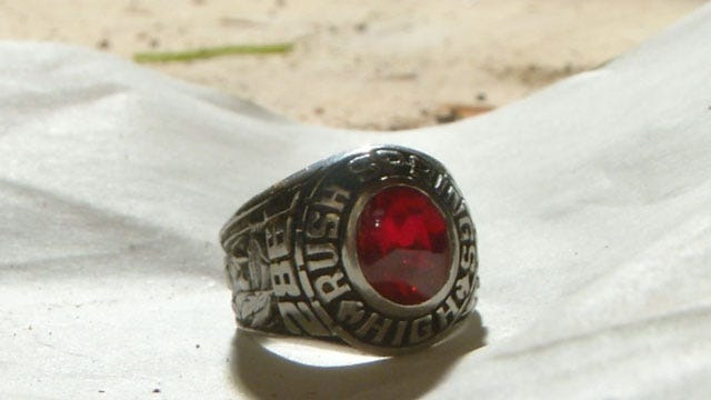 Noble Man Finds Owner Of Lost 1982 Class Ring