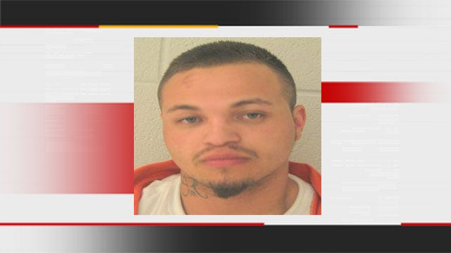 Suspect Pulls Gun On Officer After Enid Police Chase
