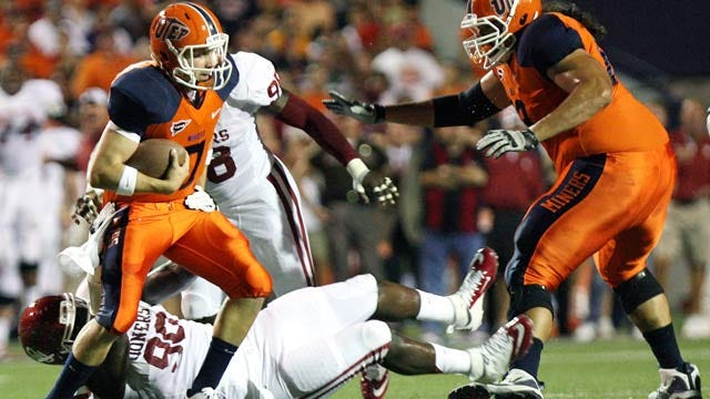 Oklahoma Adds UTEP To Future Home Schedules