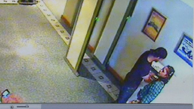 Suspects Accused Of Trying To Pull Off Heist Inside Edmond Police Station