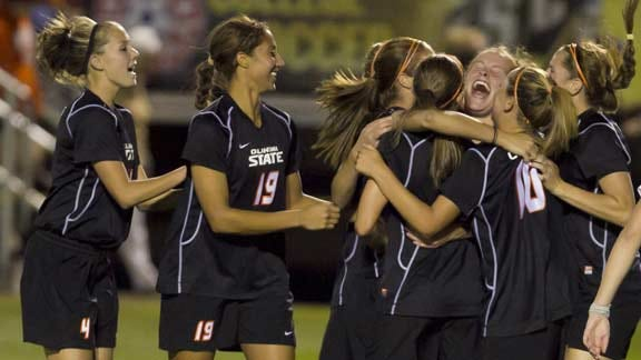 College Soccer Roundup
