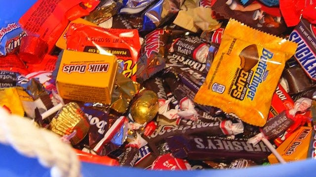 Metro Kids Give Up Halloween Candy For Troops Overseas