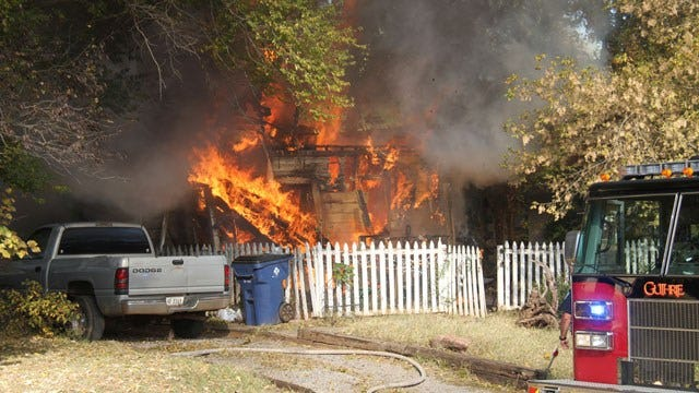 One Dead In Guthrie House Fire
