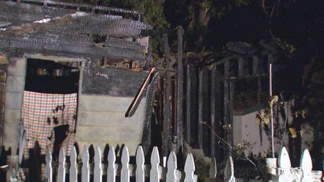 Neighbors Speak Fondly Of Man Killed In Guthrie House Fire