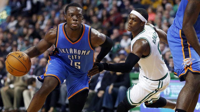 Thunder Rallies For First Road Win Of The Season
