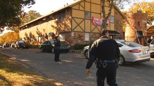 Neighbors React To Stabbing At NW OKC Apartment Complex