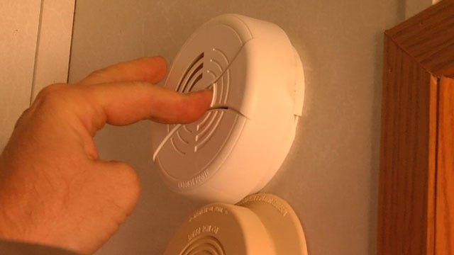 Recent Spate Of House Fires Shows Importance Of Smoke Detectors