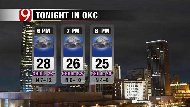 Warmer Weather Looms After Wintry Weekend In Oklahoma