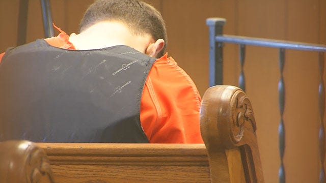 Ardmore Kidnapping Suspect Makes First Court Appearance