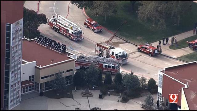 Kitchen Fire At Remington Park Restaurant Prompts Evacuation