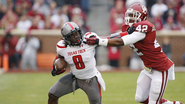 Oklahoma Football: Previewing the Sooners and Texas Tech