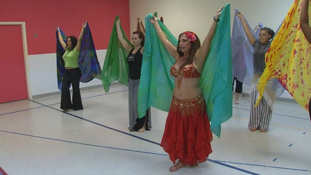 Red Dirt Diaries: Oklahoma Belly Dancers Win Competition