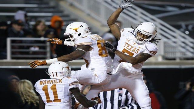 Offense Stalls Again As Cowboys Fall To Longhorns