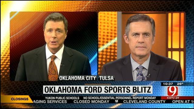 Oklahoma Ford Sports Blitz: November 16