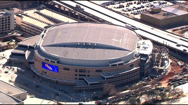 Opening Rounds Of 2016 NCAA Men's Basketball Tournament Coming To OKC