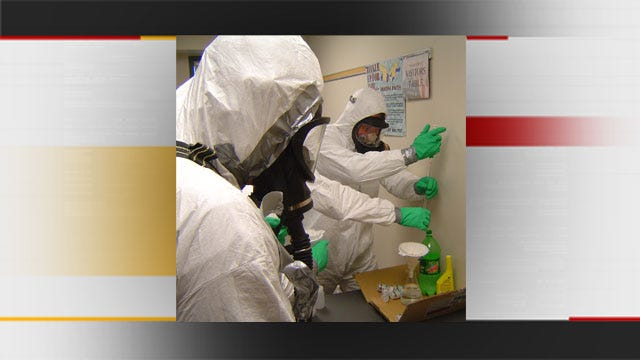 OBN Awarded Grant To Battle Meth Problem
