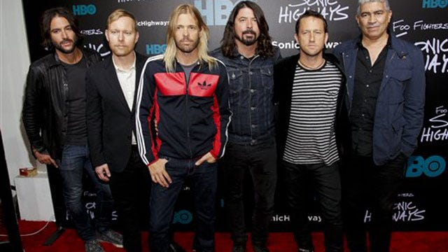Foo Fighters Announce 2015 Concert At Chesapeake Energy Arena