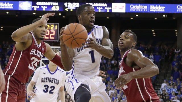 Oklahoma Blows Big Second Half Lead In Loss To Creighton