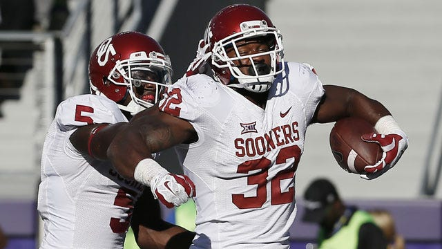 Oklahoma Football: Sooners' 2015 Schedule Released