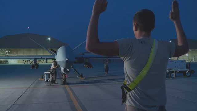 Tinker AFB Selected As Repair Base For Military Drones