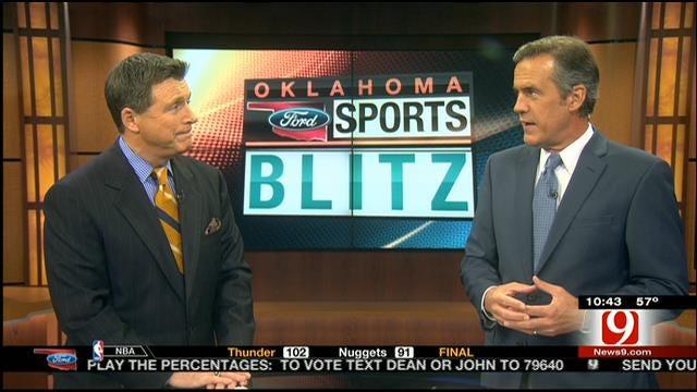 Oklahoma Ford Sports Blitz: November 2