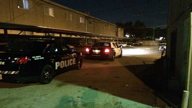 One Critical After Shooting In NW OKC