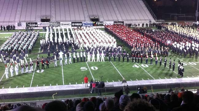 Southmoore High School Marching Band Finishes Strong At State Championships